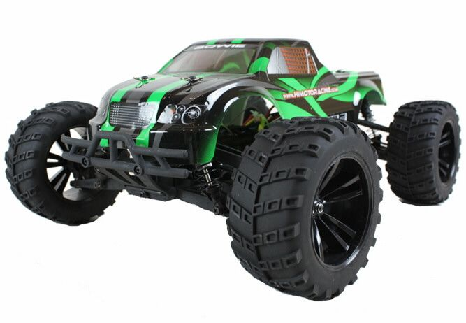Himoto Racing -  Bowie - 1/10 Scale Brushless RC Truck