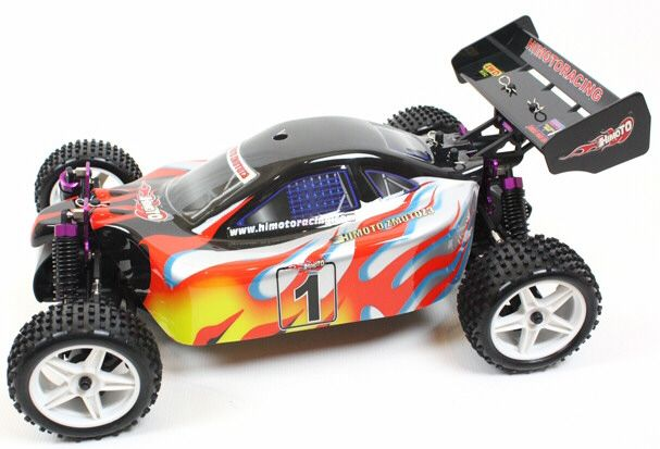 Himoto Racing  - Electric RC Buggy  1/10 Scale -  4WD