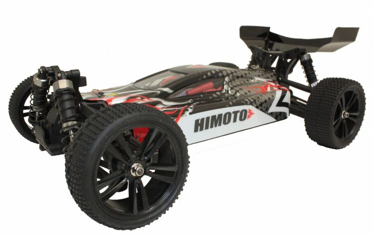 Himoto Racing Tanto 1/10 Off-Road Electric Brushless  RC