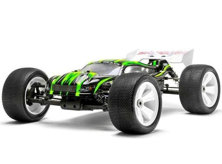Himoto Racing -  Ziege - 1/8 Scale Electric Brushless 4WD Truggy