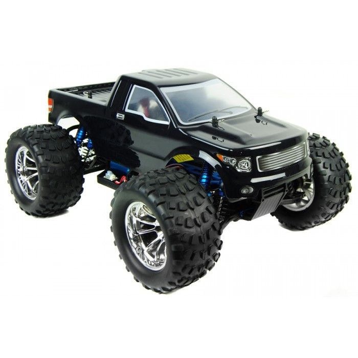 HSP ELECTRIC RC TRUCK - PRO BRUSHLESS VERSION - BLACK PICK UP