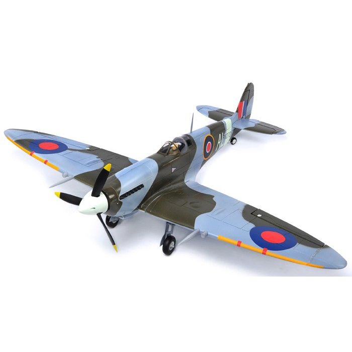 Spitfire 5Ch 2.4GHz RTF RC Planes With Retracts